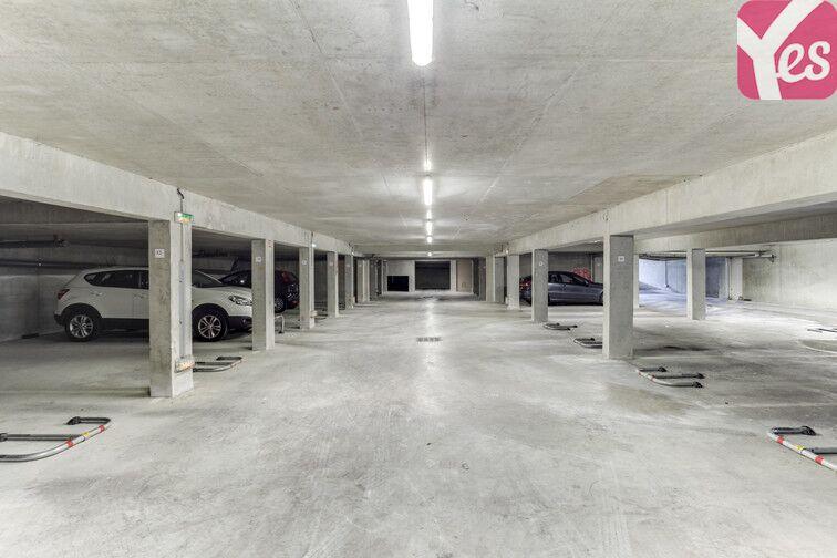 Parking Malherbe et Teisseire - Grenoble 38100