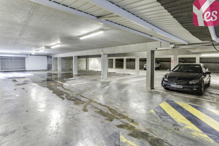 Parking Malherbe et Teisseire - Grenoble sécurisé