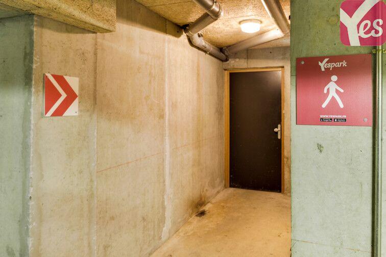 Parking Abbaye - Jouhaux location mensuelle