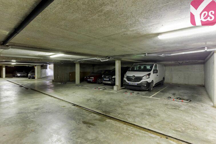 Parking Abbaye - Jouhaux à louer