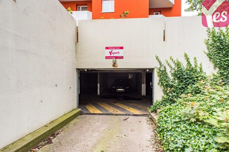 Parking Vallès - La Frette - Aubervilliers sécurisé