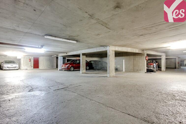 Parking Vallès - La Frette - Aubervilliers caméra