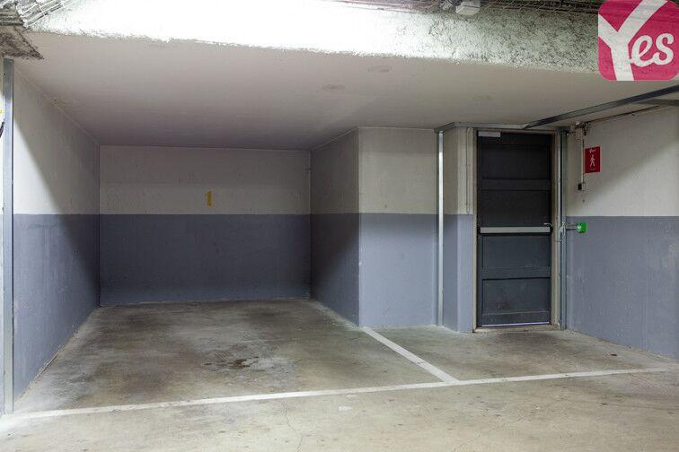 Parking Centre-ville - Bagnolet caméra