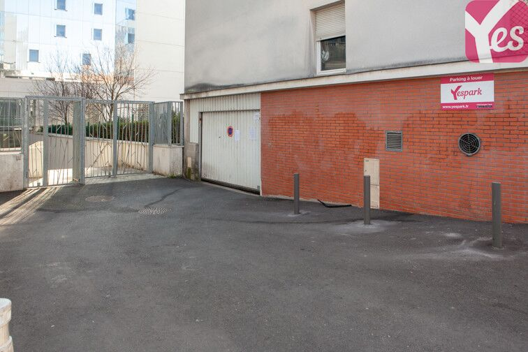 Parking Centre-ville - Bagnolet souterrain