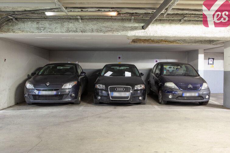 Parking Centre-ville - Bagnolet location mensuelle