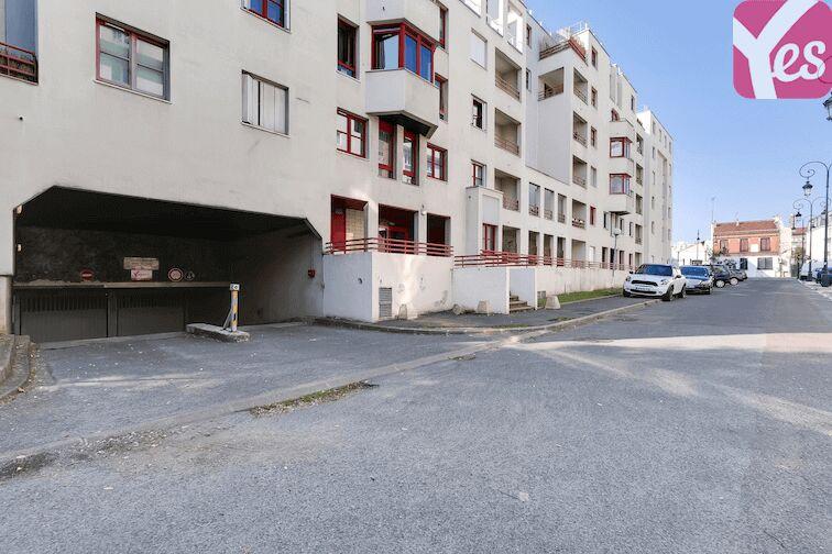 location parking Puteaux - hôpital