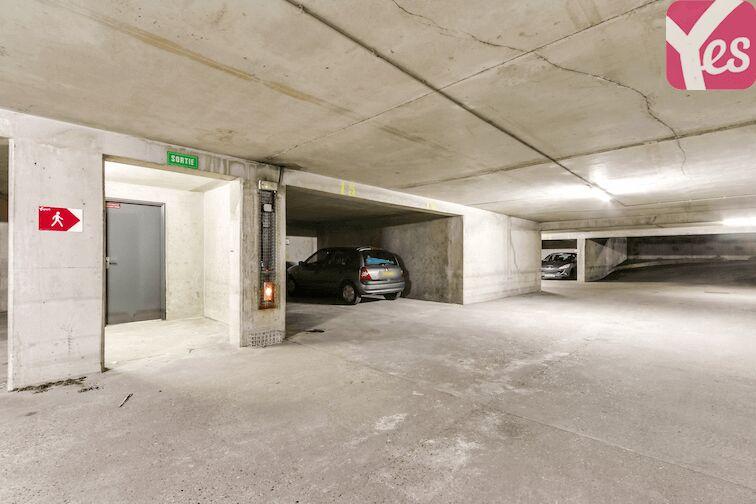 Parking Puteaux - hôpital Puteaux