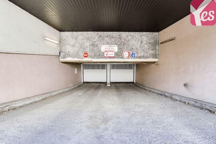 Parking Puteaux - hôpital location