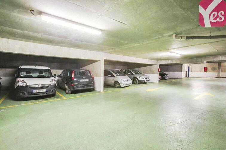 Parking Moulin à vent - Le Mainguy - Bondy 93140