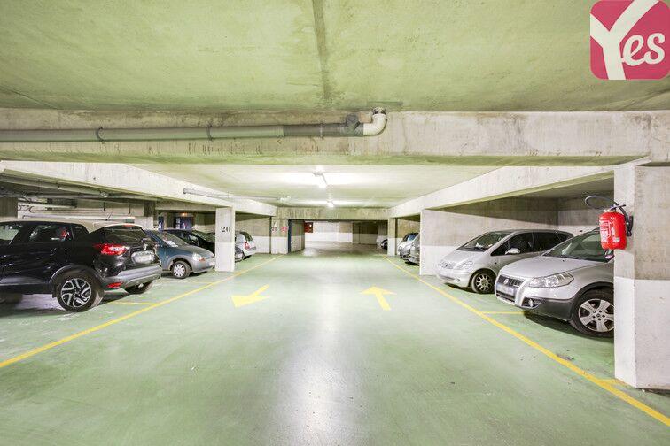 Parking Moulin à vent - Le Mainguy - Bondy 7 rue du Breuil