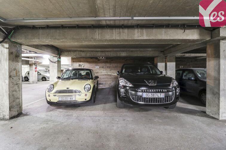 Parking Les Econdeaux - Épinay-sur-Seine sécurisé