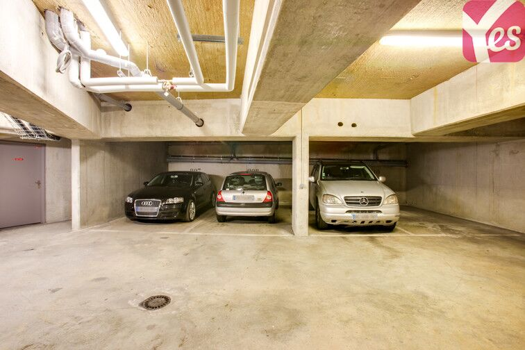 Parking Le Cygne d'Enghien - Epinay-sur-Seine en location