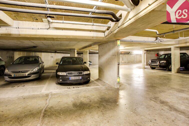 Parking Le Cygne d'Enghien - Epinay-sur-Seine souterrain