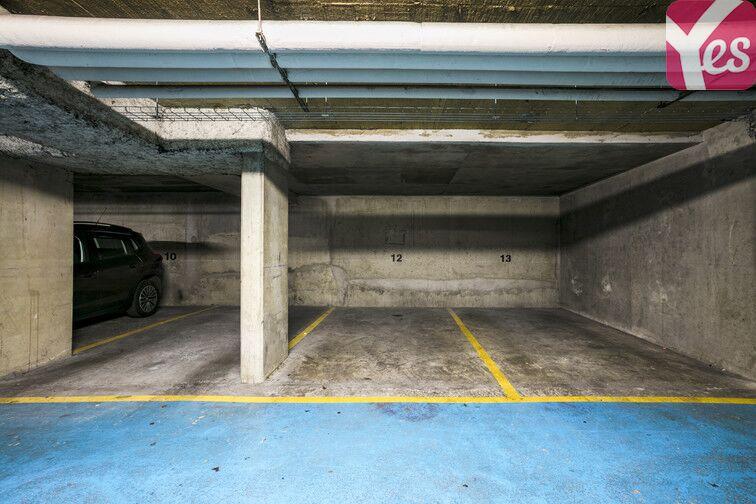 Parking Hoche - Verpantin - Sept Arpents - Le Pré-Saint-Gervais 24/24 7/7