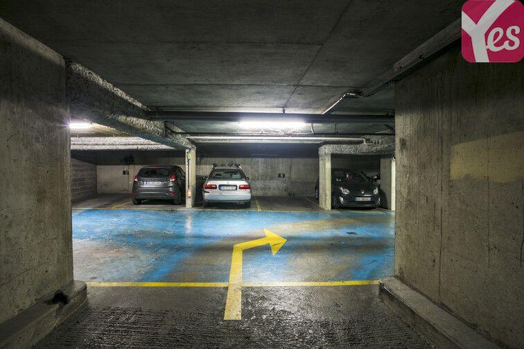 Parking Hoche - Verpantin - Sept Arpents - Le Pré-Saint-Gervais caméra