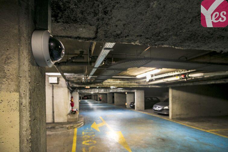Parking Hoche - Verpantin - Sept Arpents - Le Pré-Saint-Gervais Le Pré-Saint-Gervais