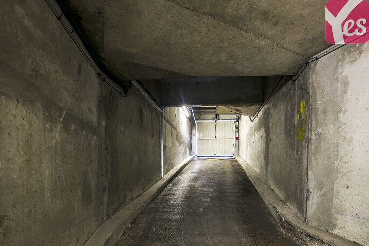Parking Hoche - Verpantin - Sept Arpents - Le Pré-Saint-Gervais gardien