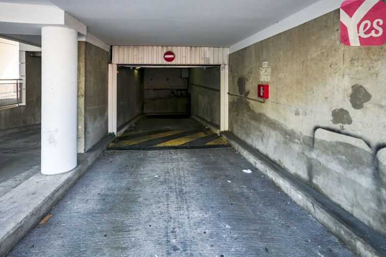 Parking Hoche - Verpantin - Sept Arpents - Le Pré-Saint-Gervais 3 Rue Danton