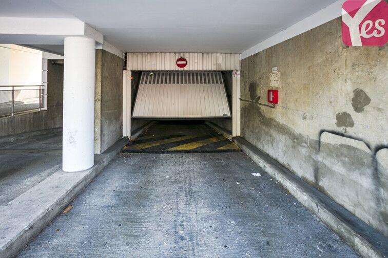 Parking Hoche - Verpantin - Sept Arpents - Le Pré-Saint-Gervais garage