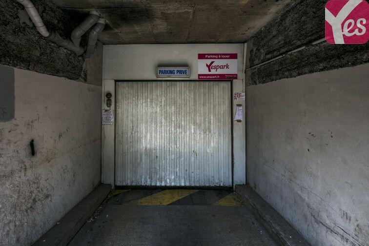 Parking Hoche - Verpantin - Sept Arpents - Le Pré-Saint-Gervais souterrain