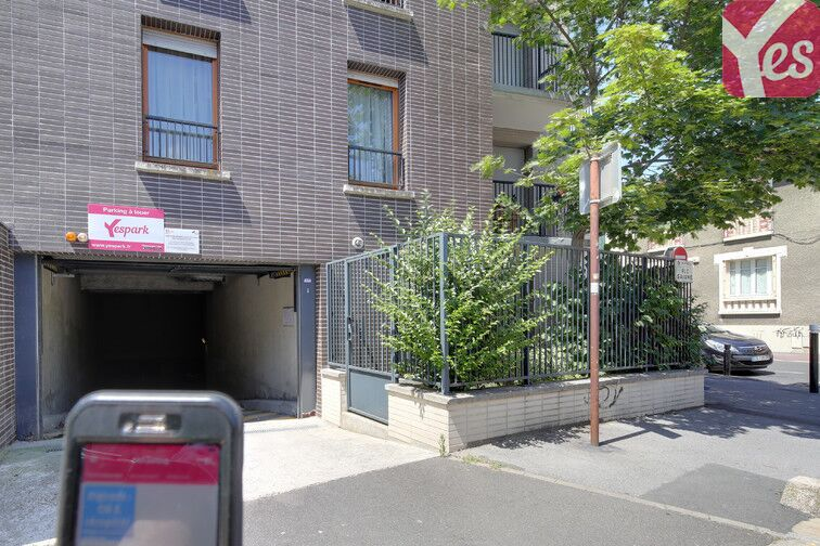 location parking Solidarité - Carnot - Montreuil