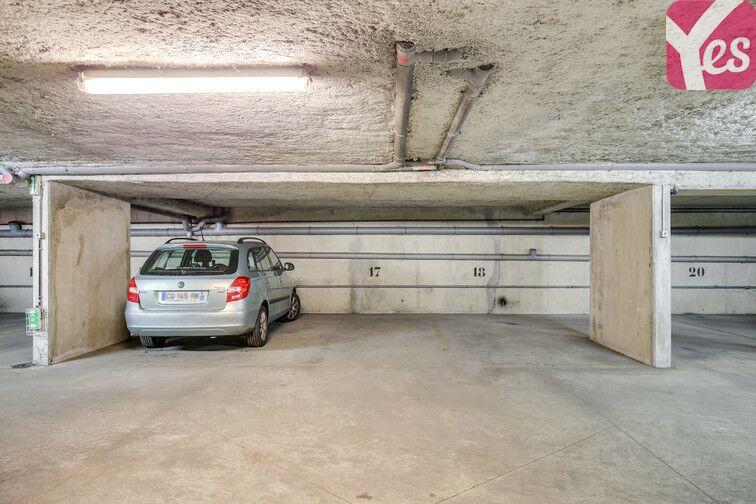 Parking Petit Noisy - Noisy-le-Sec souterrain