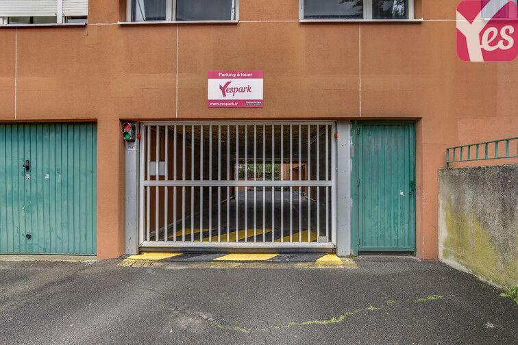 Parking Petit Noisy - Noisy-le-Sec 15 rue du Dr Charcot