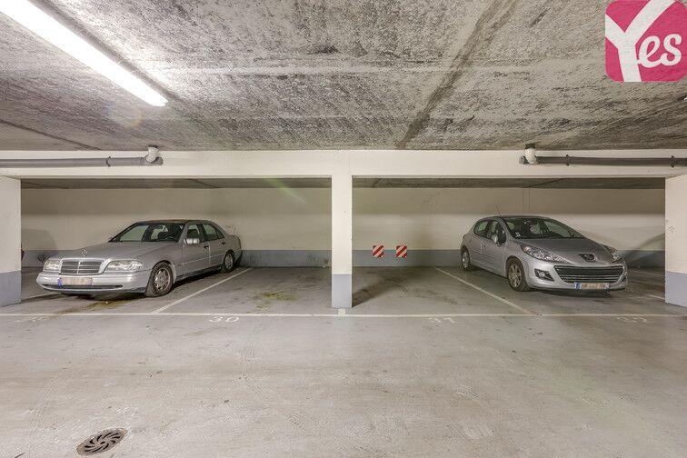 Parking Pierrefitte-sur-Seine - Jacques Prévert à louer