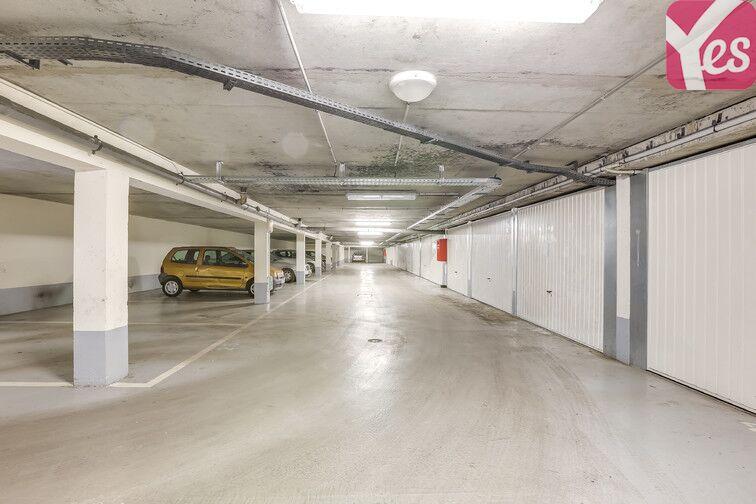 Parking Pierrefitte-sur-Seine - Jacques Prévert sécurisé