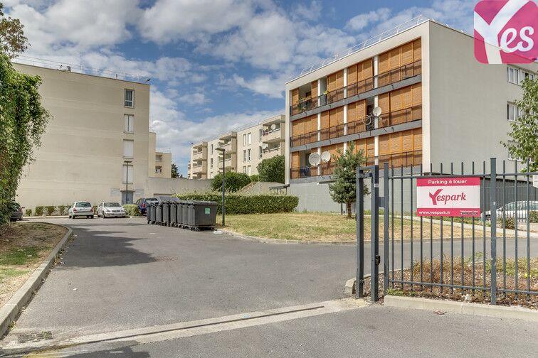 Parking Pierrefitte-sur-Seine - Jacques Prévert 24/24 7/7