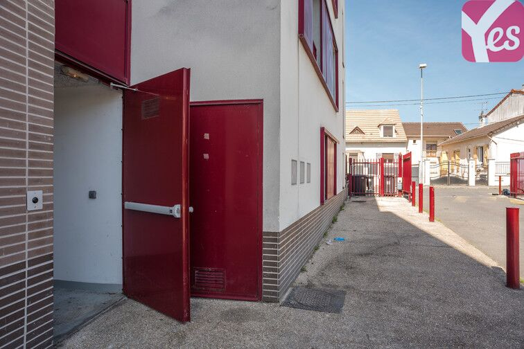 Parking Nord - Pierrefitte-sur-Seine caméra