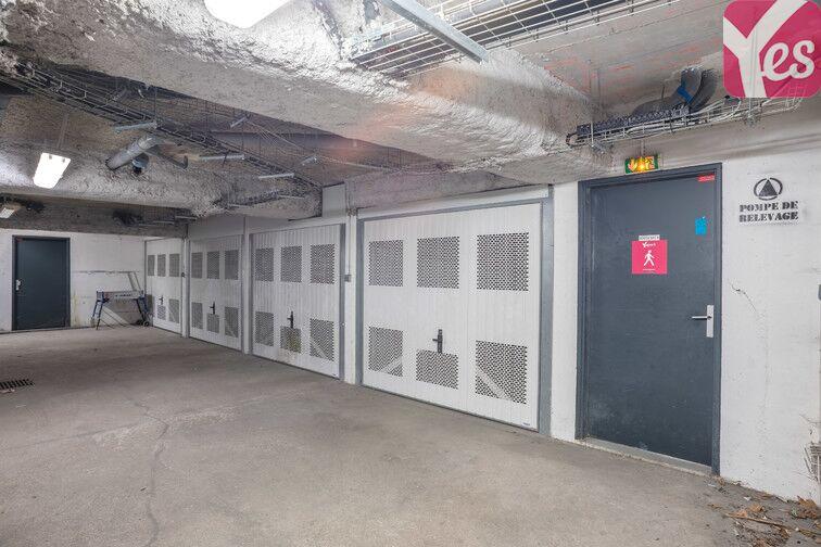 Parking Nord - Pierrefitte-sur-Seine gardien