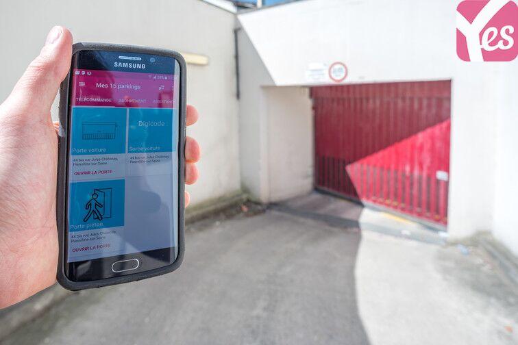 Parking Nord - Pierrefitte-sur-Seine avis