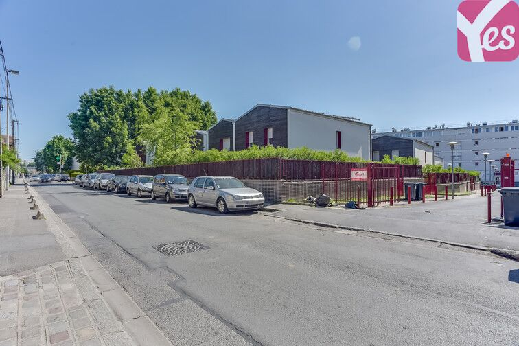 Parking Nord - Pierrefitte-sur-Seine souterrain