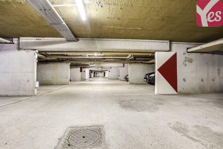 Parking Evry - Bois Sauvage sécurisé
