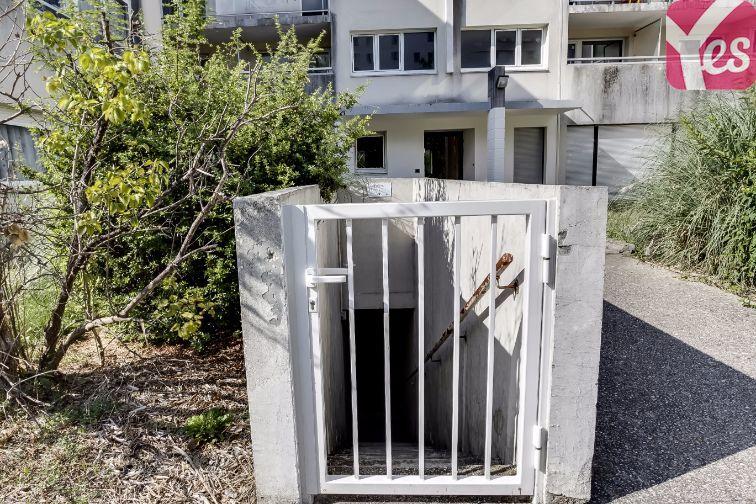 Parking Evry - Bois Sauvage souterrain
