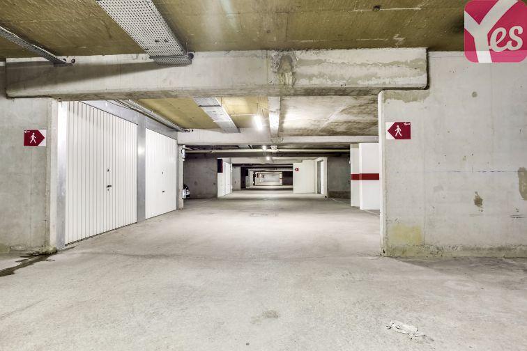 Parking Evry - Bois Sauvage caméra
