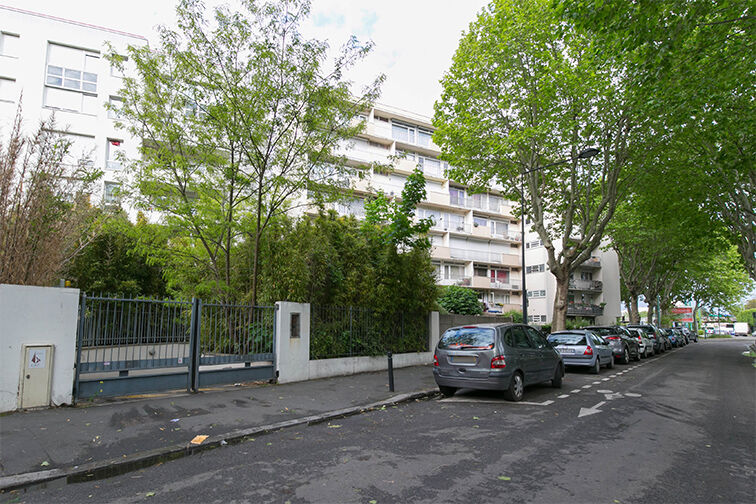 Parking Général Joinville garage