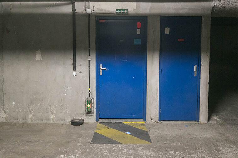 Parking Général Joinville location mensuelle