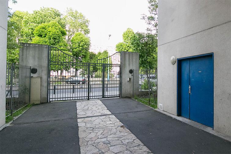 Parking Général Joinville sécurisé