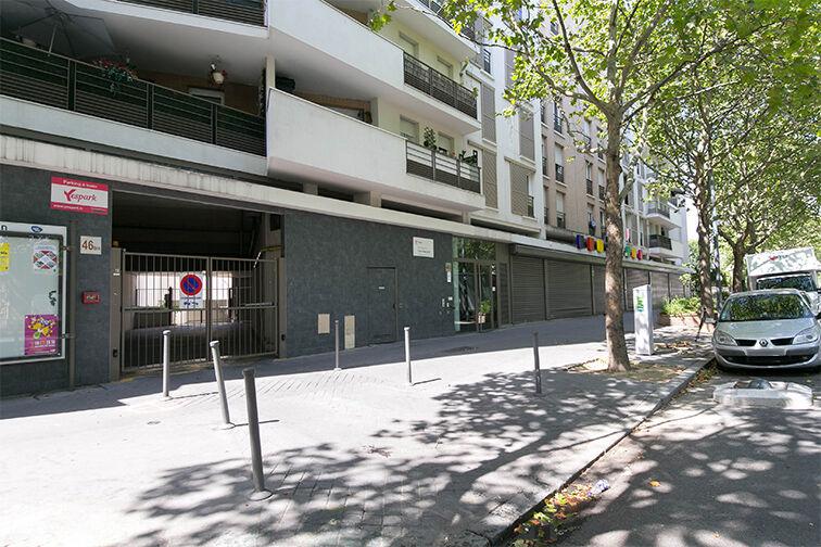 Parking Cimetière Parisien de Saint-Ouen à louer