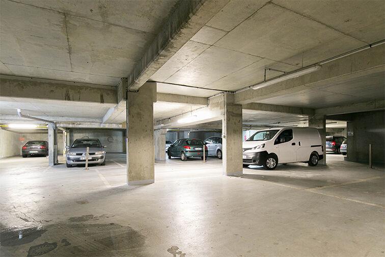 Parking Cimetière Parisien de Saint-Ouen souterrain