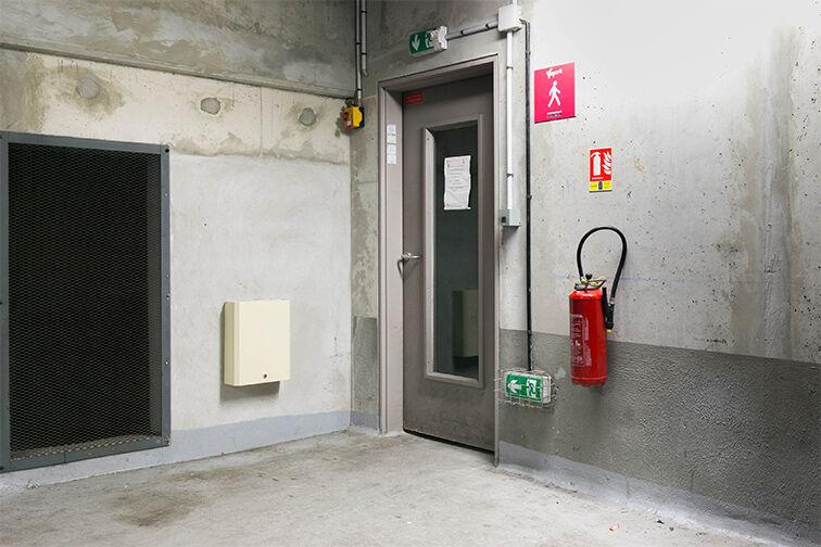 Parking Cimetière Parisien de Saint-Ouen location mensuelle