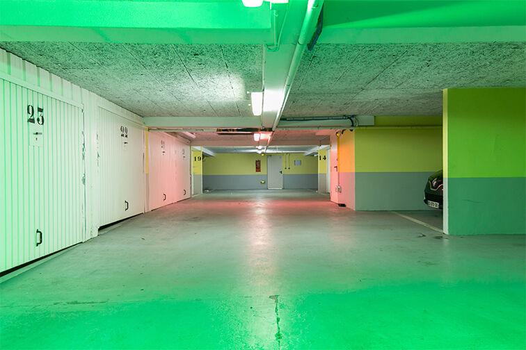 Parking Champ de Course Beauvais