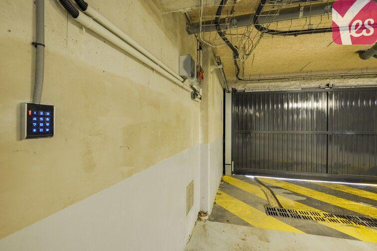 Parking Est - Palaiseau souterrain