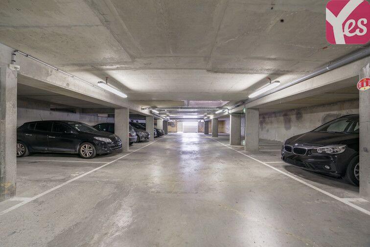 Parking Centre-ville - Parc Prairie - Hautes Bornes - Choisy-le-Roi Choisy-le-Roi