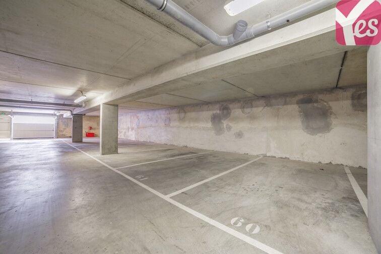 Parking Centre-ville - Parc Prairie - Hautes Bornes - Choisy-le-Roi 37 - 39 avenue Rosa Luxemburg