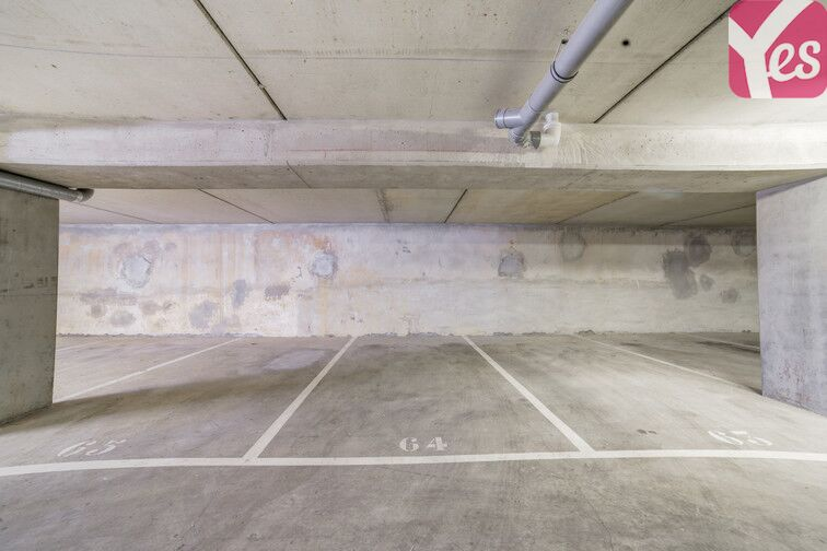 Parking Centre-ville - Parc Prairie - Hautes Bornes - Choisy-le-Roi souterrain