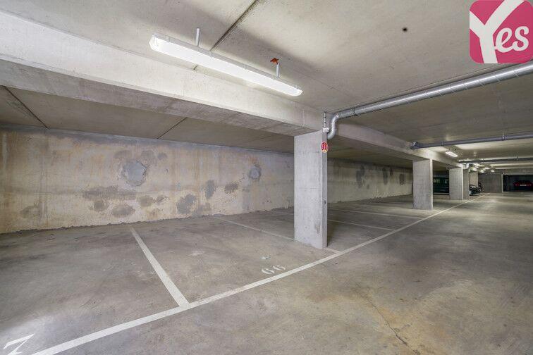 Parking Centre-ville - Parc Prairie - Hautes Bornes - Choisy-le-Roi 94600