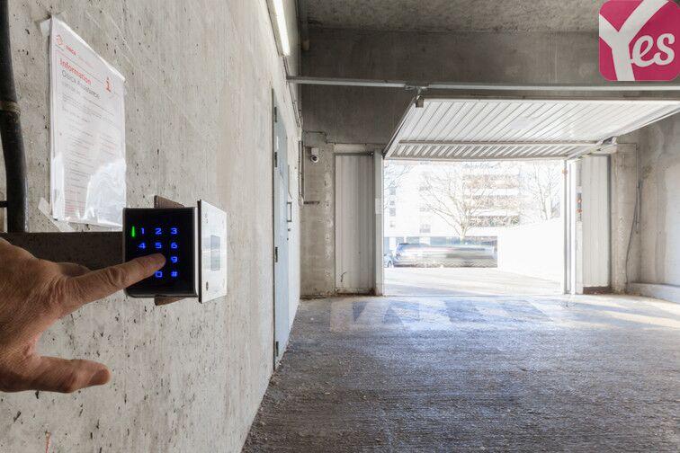 Parking Allée de la Sirène - La Source - Créteil caméra